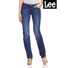 Lee Marion Slim Straight Jeans - Chopped Pad