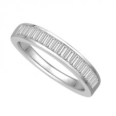 0.77ct Vs/ef Diamond Eternity Ring