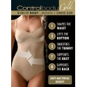 Strappy Body - Body Shaper - Firm Support