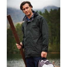Regatta Mens Compound Ii Softshell 3-in-1 Jacket With Softshell Inner