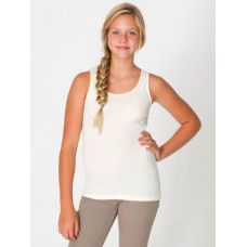 American Apparel Youth's Organic Rib Tank Vest