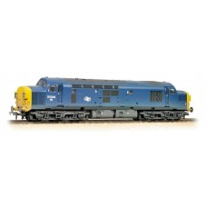 39-551 Bachmann Oo Gauge Br Mk 1 Cct Covered Carriage Truck Br Blue Weathered Model Railroads & Trains Toys & Hobbies